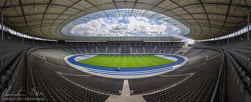 Olympiastadion 183 Berlin Germany