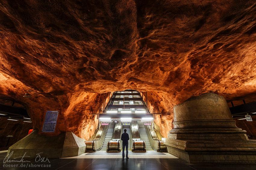 Stockholm Tunnelbana · Stockholm, Sweden