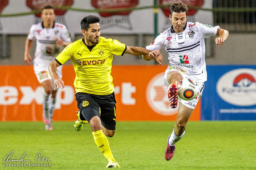 Wolfsberg Gegen Dortmund